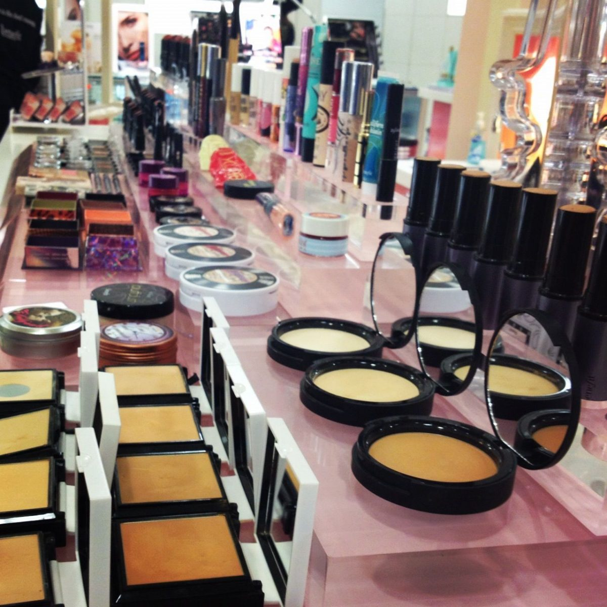 Benefit Cosmetics Makeovers