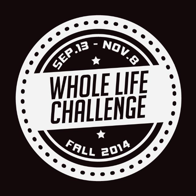 Whole Life Challenge Newb