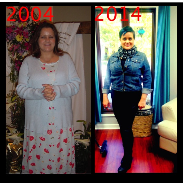 Before and After, Fitness, Health, Aging