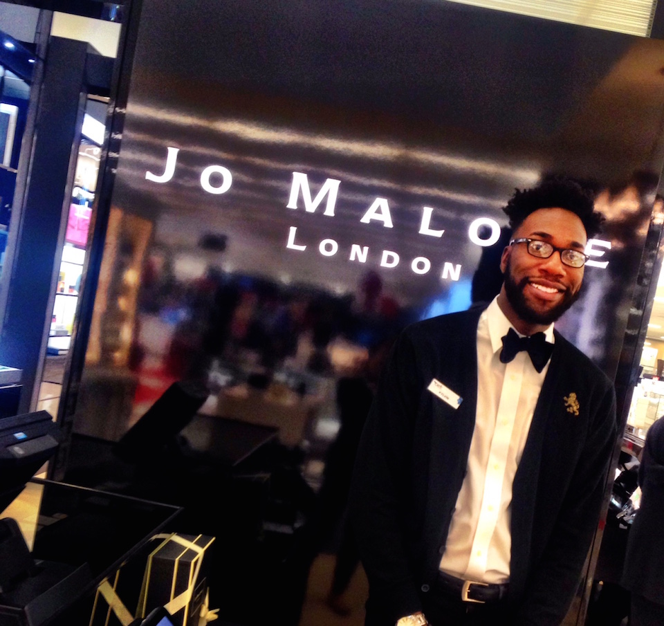 Jo Malone London, Stylist, Belk, Retail, Bridge Street, Huntsville