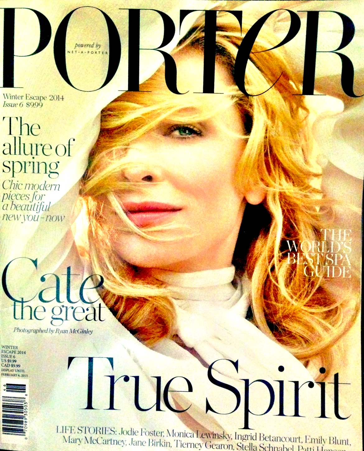 Porter Magazine powered by Net-A-Porter