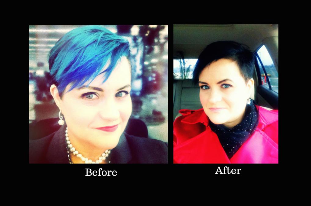 No More Blue Hair