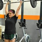 CrossFit Push Press