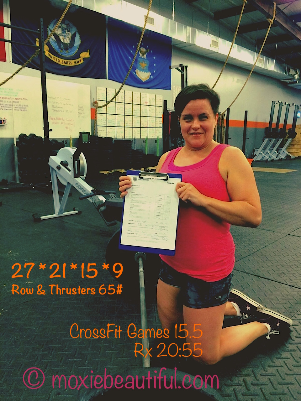 CrossFit Games 15.5 Reflection