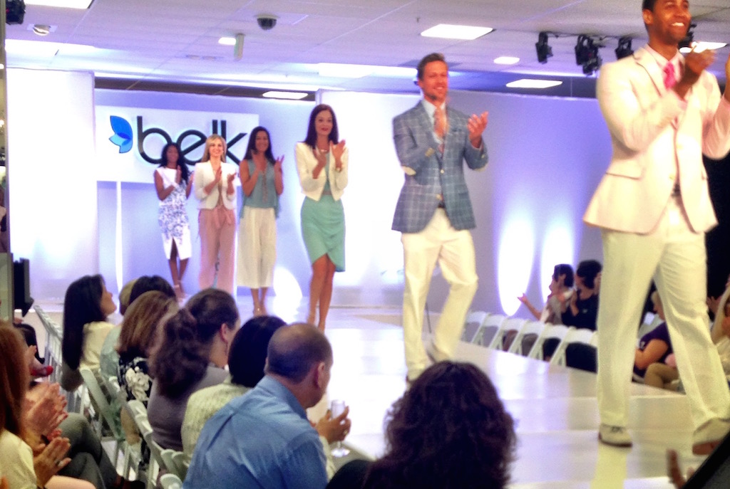 Belk Spring 2015 Fashion Show