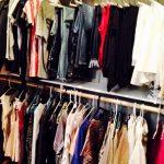 Closet, Clothing