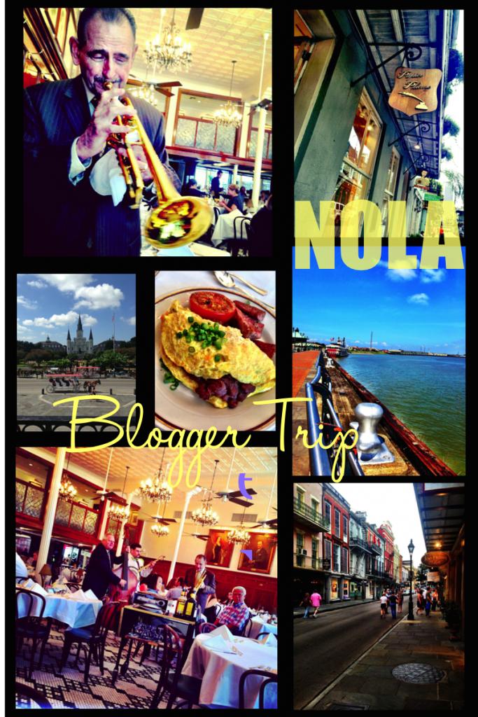 New Orleans Blogging Trip