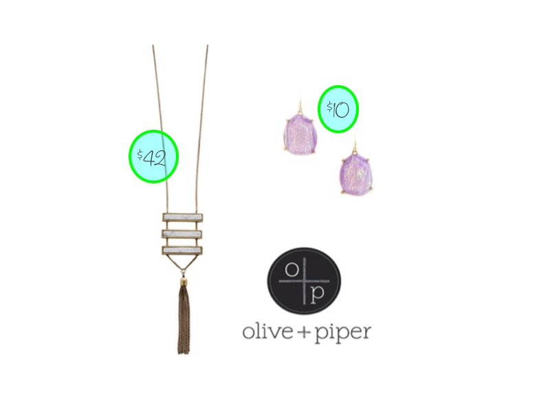 oliver + piper affiliate program jewelry online boutique