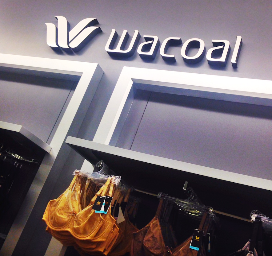 Wacoal Bra Sales Consultant, An Interview