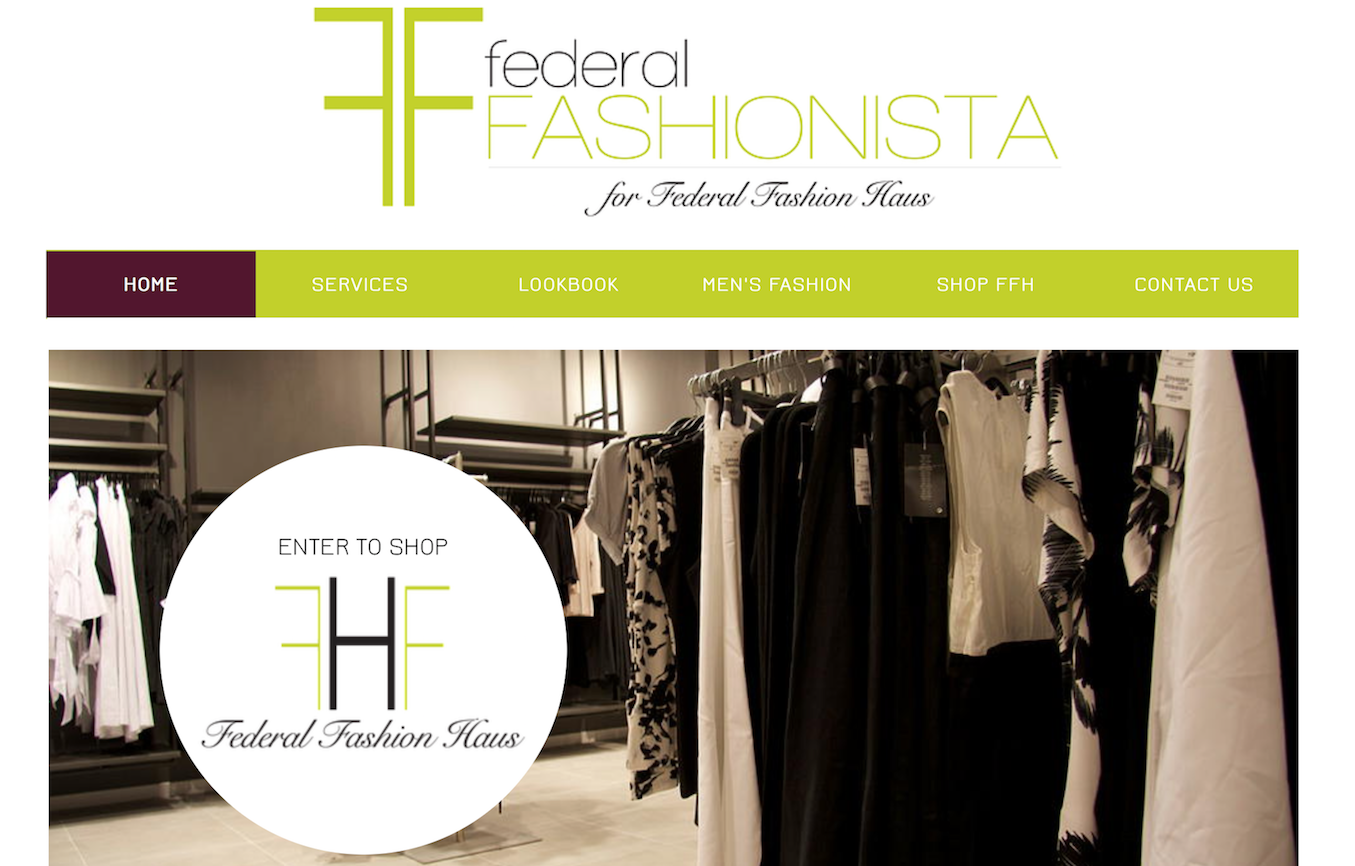 Federal Fashionista Happy Hour