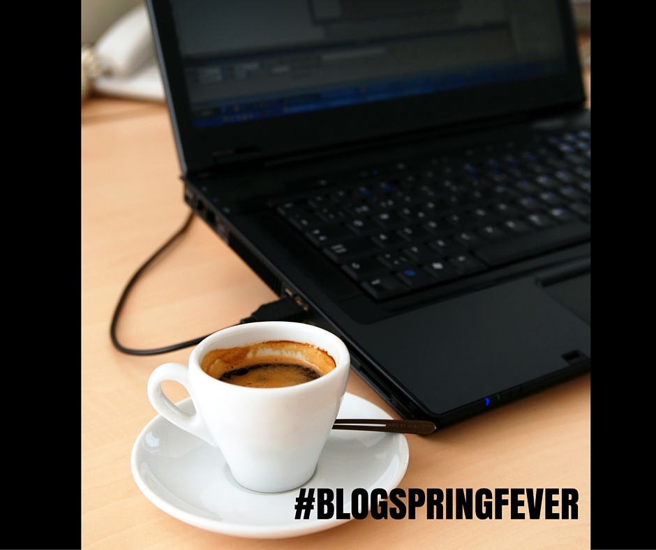 April Blogging Challenge #BlogSpringFever