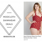 ModCloth Swimwear Deals, Summer Offers, Shopping Online