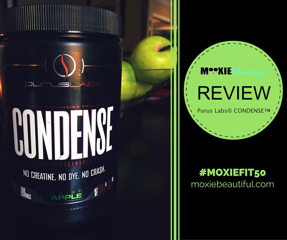 Pre-Workout Drink Review: Condense™ by Purus Labs®