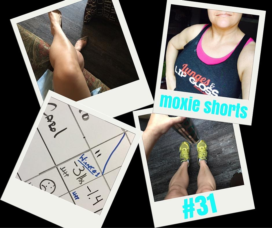 Moxie Shorts #31