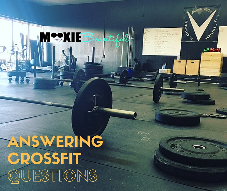 CrossFit Questions