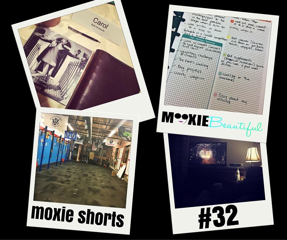 Moxie Shorts 32