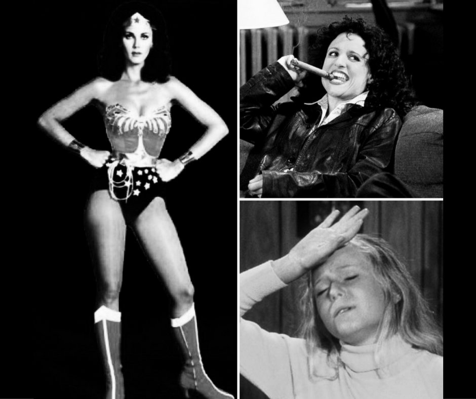 Three Fictional Characters Challenge