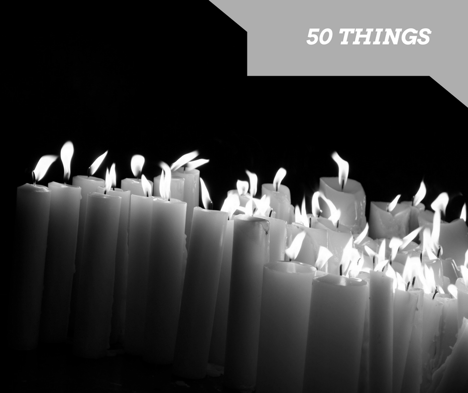 50 Things This Year