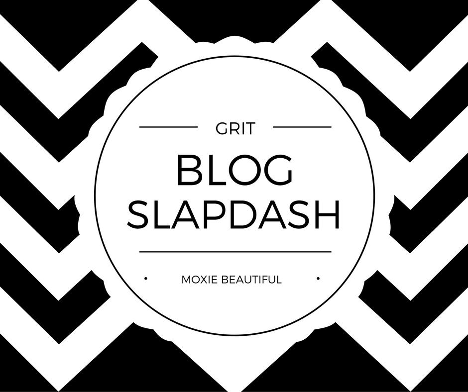 Slapdash Blog Post