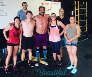 CrossFit Games 2017, Athlete Neale Currie