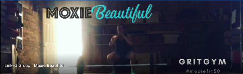 Moxie Beautiful GRITGYM