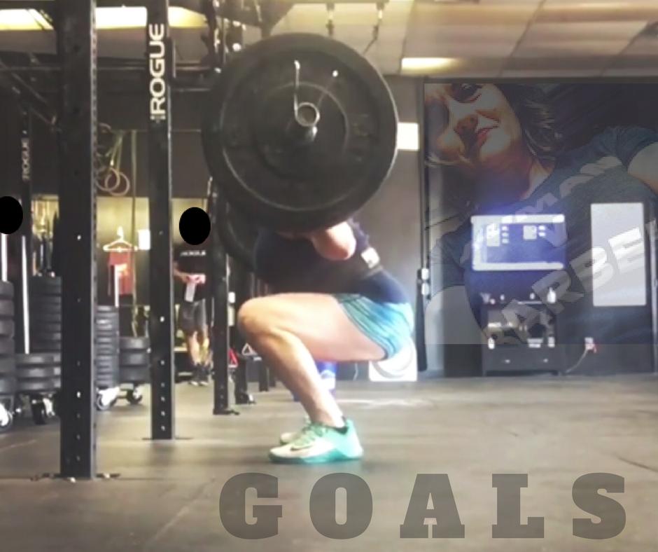 2018 Fitness Goals