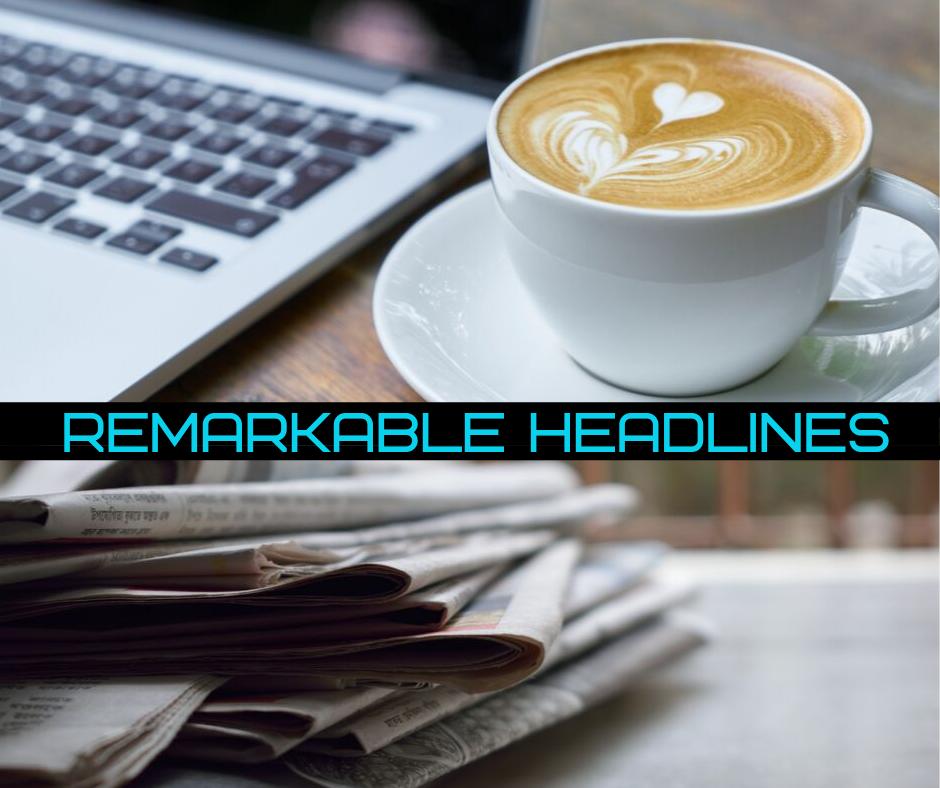 ReMarkable Headlines #2