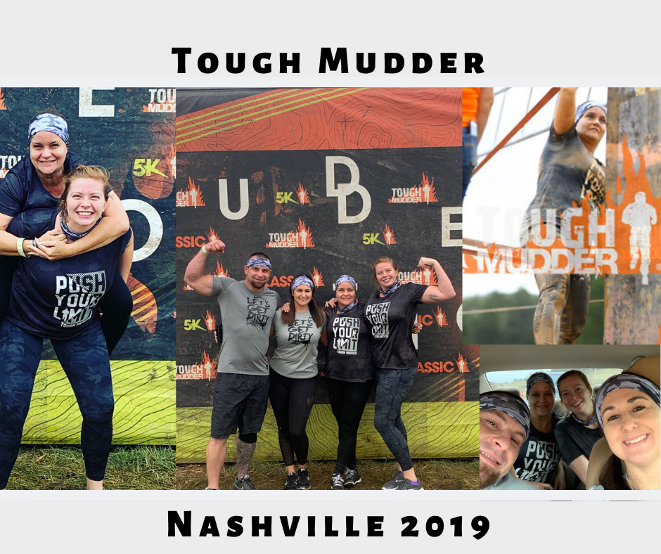 Tough Mudder 2019 Complete