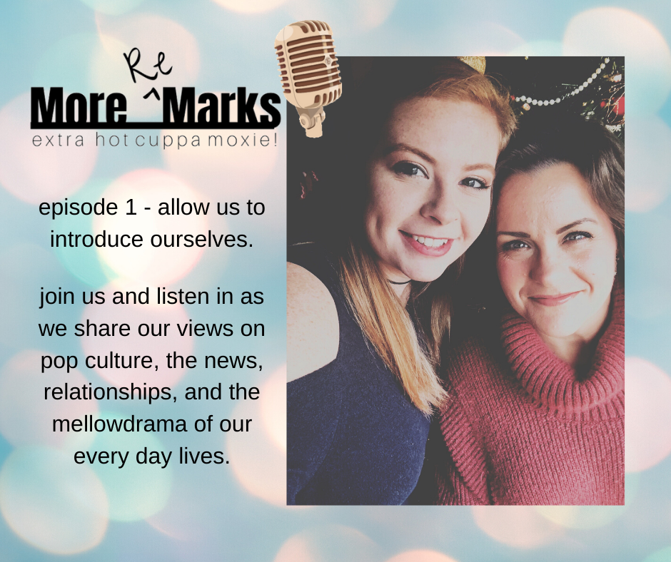 Our First Podcast